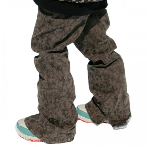 Штаны для сноуборда ROMP 1080 LTD Pant 13/14, grey camo