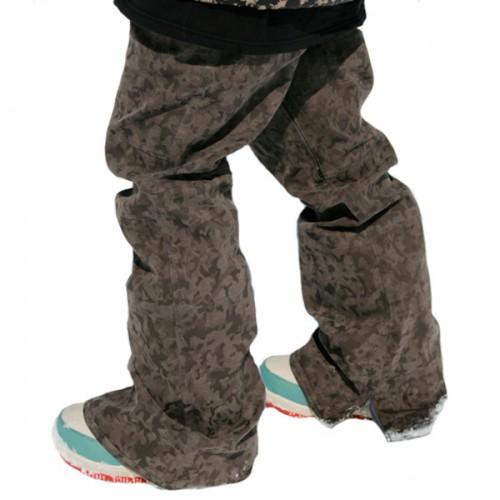 Штаны для сноуборда ROMP 1080 LTD Pant 13/14, grey camo
