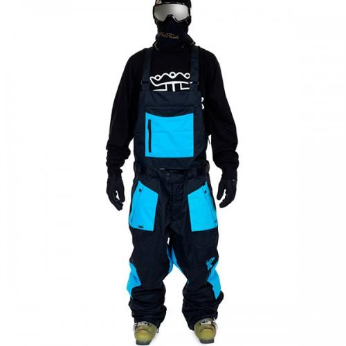 Штаны для сноуборда PhilPark Joya Pant Blue/Black