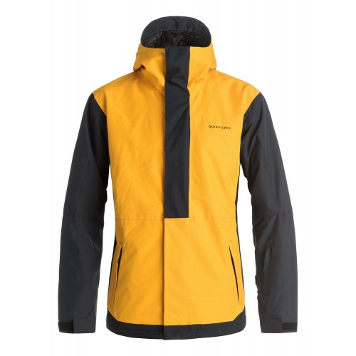 Куртка для сноуборда Quiksilver Ambition Jacker 16/17, yellow