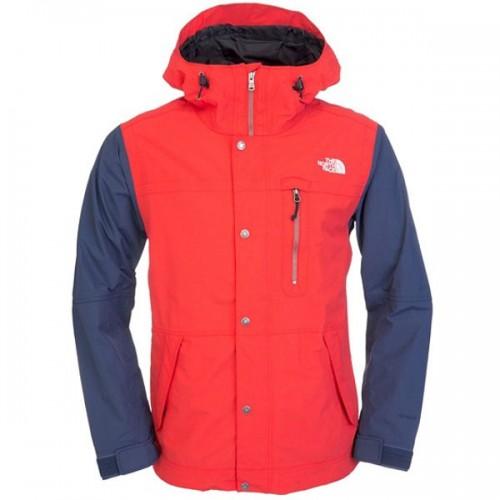 Куртка для сноуборда North Face Pine Crest Jacket 13/14, majestic red