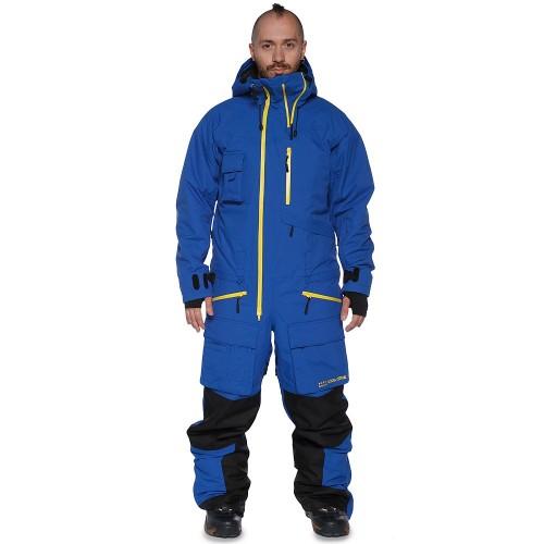 Комбинезон мужской для сноуборда Cool Zone Mens Snowmobile 17/18, синий