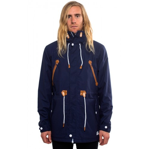 Куртка-парка городская мужская CLWR Urban Parka 15/16, patriot blue