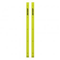 Накладка на деку Santa Cruz Slimline Rails Neon Yellow