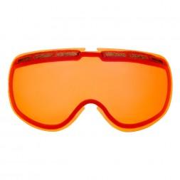 Линза Electric EG5 Orange/Red Chrome