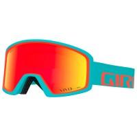 Giro Blok Apex Glacier Vermillion Vivid Ember 18/19