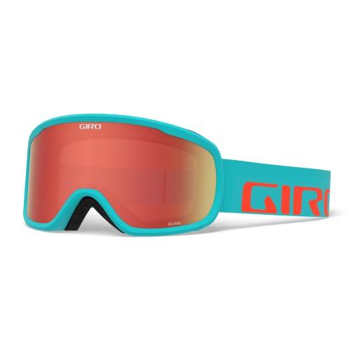 Маска для сноуборда и лыж Giro Roam Apex Glacier Vermillion Amber Scarlet/Yellow 18/19