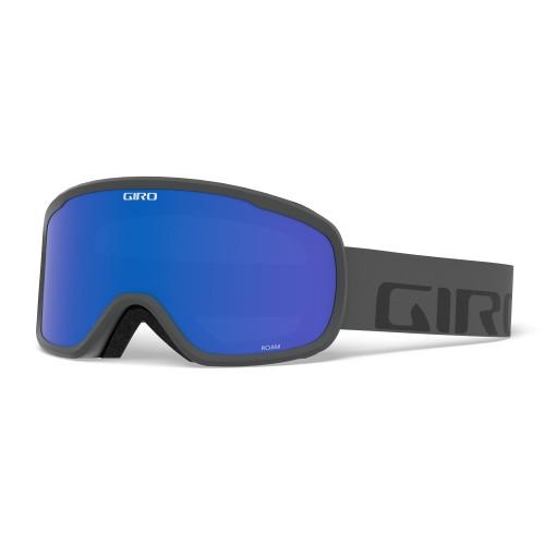 Маска для сноуборда и лыж Giro Roam Grey Wordmark Grey Cobalt/Yellow 18/19