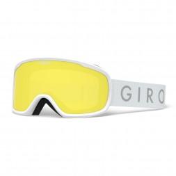 Giro Roam White Core Loden Green/Yellow 18/19