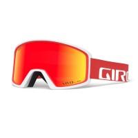 Giro BLOK Apex Red/White/Vivid Ember