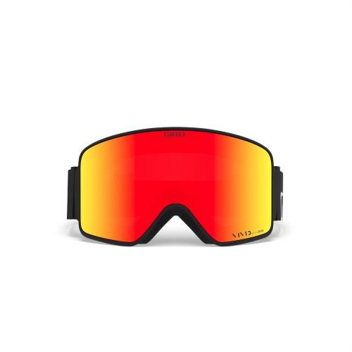 Маска для сноуборда и лыж Giro METHOD Black Wordmark/Vivid Ember/Vivid Infrared