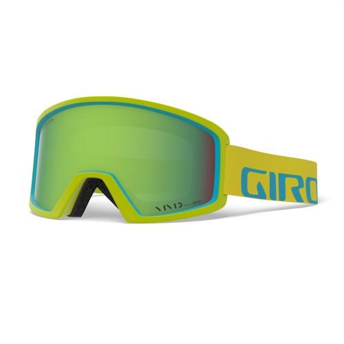 Маска для сноуборда и лыж Giro BLOK Citron/Iceberg Apex/Vivid Emerald