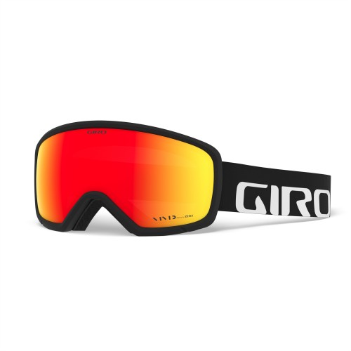 Маска для сноуборда и лыж Giro RINGO Black Wordmark/Vivid Infrared