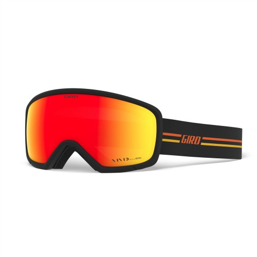Маска для сноуборда и лыж Giro RINGO (GP Black/Orange/Vivid Ember