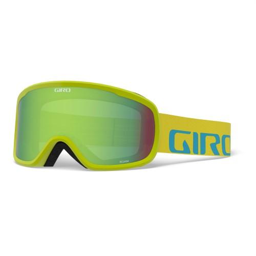 Маска для сноуборда и лыж Giro ROAM Citron/Iceberg Apex/Loden Green/Yellow