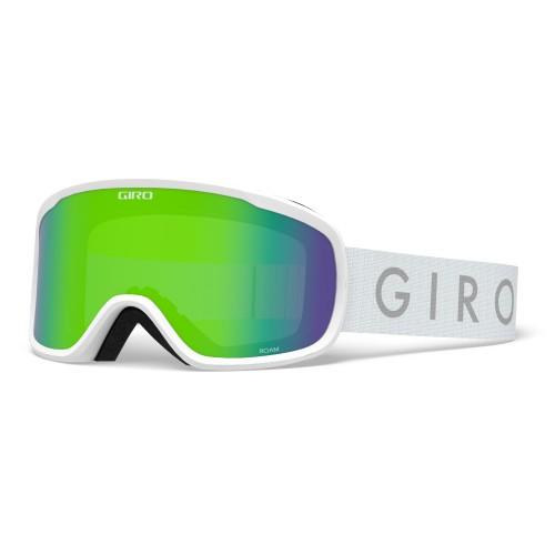 Маска для сноуборда и лыж Giro ROAM White Core/ Loden Green /Yellow