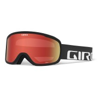 Giro CRUZ Цвет Black Wordmark/ Amber Scarlet