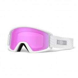 Giro DYLAN White Zag/Amber Pink/Yellow