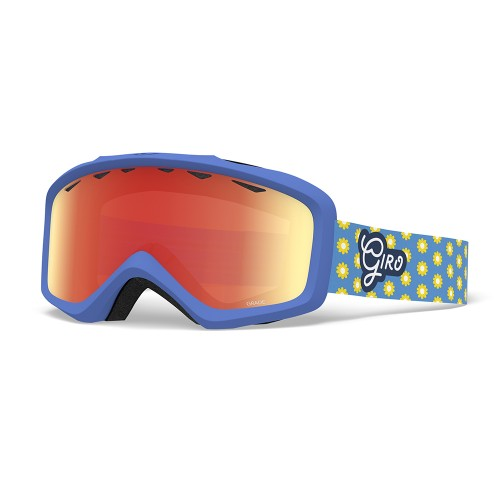 Маска для сноуборда и лыж Giro Grage Micro Daisy/Amber Rose