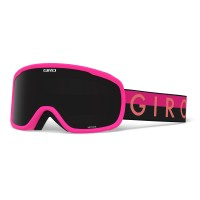 Giro MOXIE Black Pink Throwback/Ultra Black/Yellow