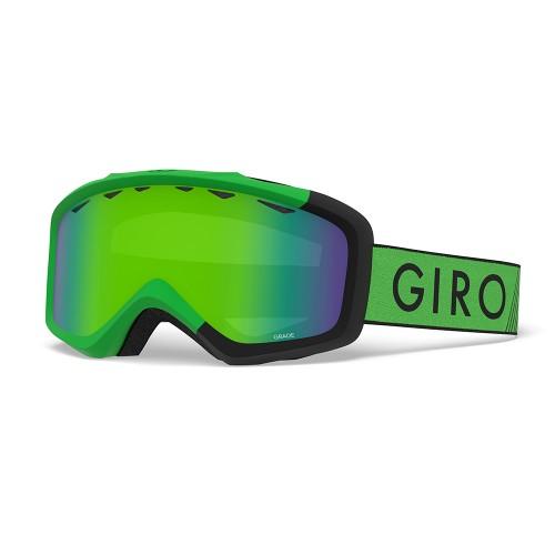 Маска для сноуборда и лыж Giro Grade Bright Green/Black Zoom Amber Rose