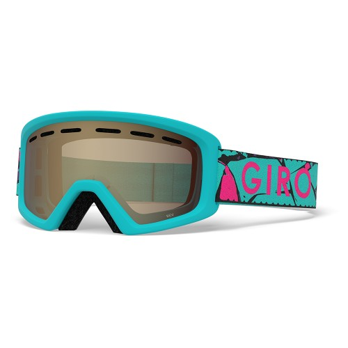 Маска для сноуборда и лыж Giro REV Glacier Rock/Amber Rose