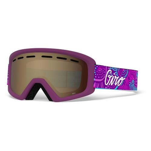 Маска для сноуборда и лыж Giro REV Psych Blossom/Amber Rose
