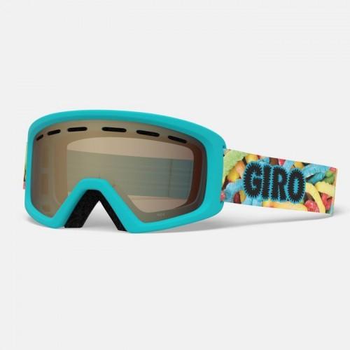 Маска для сноуборда и лыж Giro Rev Sweet Tooth Amber Rose