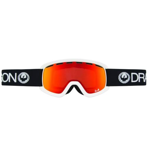 Маска для сноуборда детская Dragon LiL D Powder Red Ion