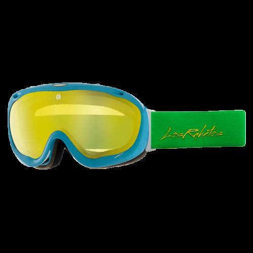 Маска для сноуборда и лыж Los Raketos Mina Yellow Green