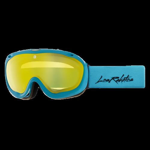Маска для сноуборда и лыж Los Raketos Mina Yellow Blue