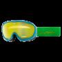 Маска для сноуборда и лыж Los Raketos Mina Yellow Green 16/17