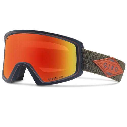 Маска для сноуборда и лыж Giro Blok Turbulance/R.M.D Vivid Member 17/18