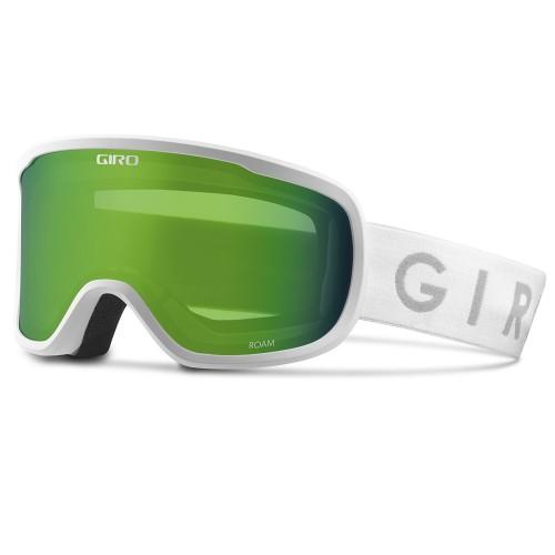 Маска для сноуборда и лыж Giro Roam White Loden Green/Yellow 17/18