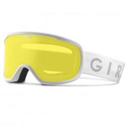 Giro Roam White Loden Green/Yellow 17/18
