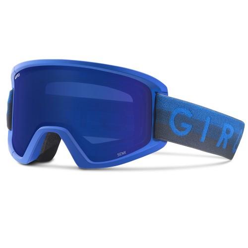 Маска для сноуборда и лыж Giro Semi Blue Horizon Grey Comalt/Yellow 17/18