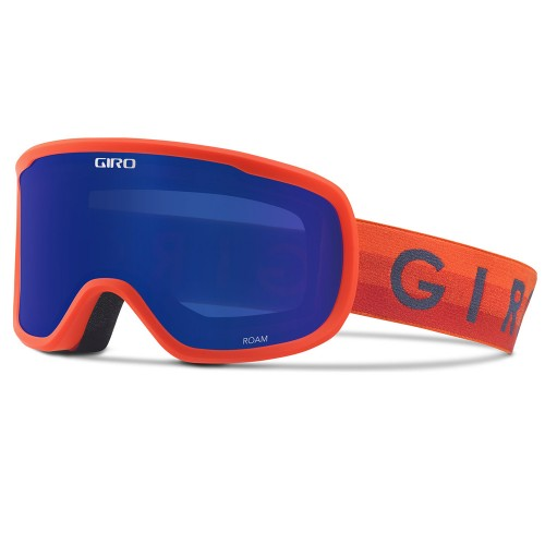 Маска для сноуборда и лыж Giro Roam Vermillion Horizon Grey Cobalt/Yellow 17/18