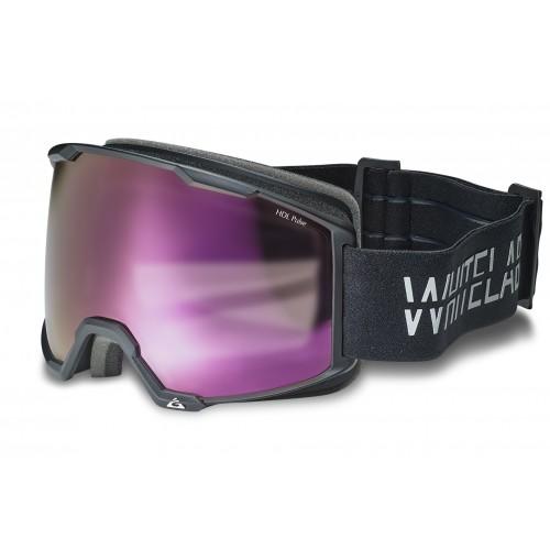 Маска WhiteLab Pulse Purple/Black
