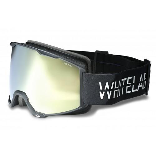 Маска WhiteLab Pulse Gold/White