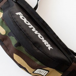 Footwork x Transfer Black/Camo