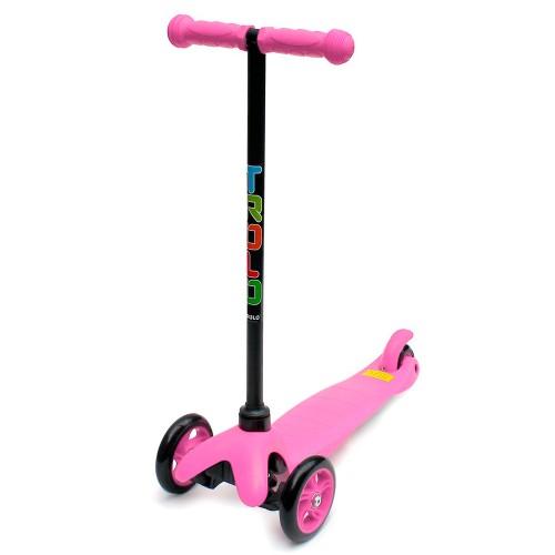 Самокат Trolo Mini Pink