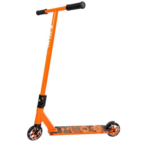 Трюковой самокат Fox Pro Raw 3 Black/orange
