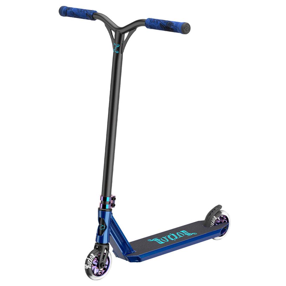 Fuzion Z300 Complete Scooter Blue//Neochrome