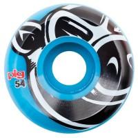 Комплект колес Pig Head Blue 51 mm 101A