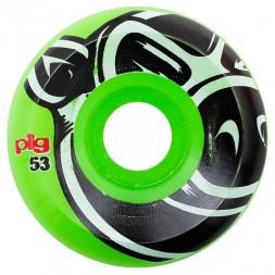 Комплект колес Pig Head Green 52 mm 101A