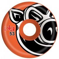 Комплект колес Pig Head Orange 53 mm 101A
