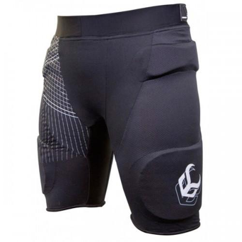 Защитные шорты для сноуборда женские Demon Flex-Force X Short D30 Womens 16/17