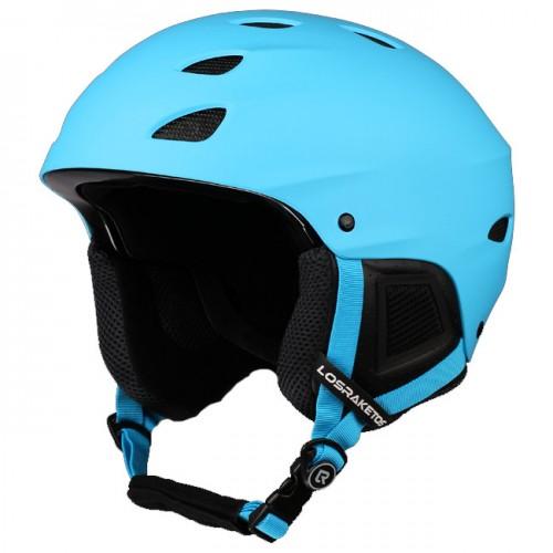 Шлем для сноуборда и лыж Los Raketos Onyx 16/17, neon blue