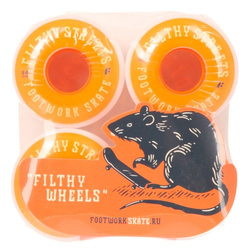 Колеса для скейта Footwork Filthy 54 mm 85A