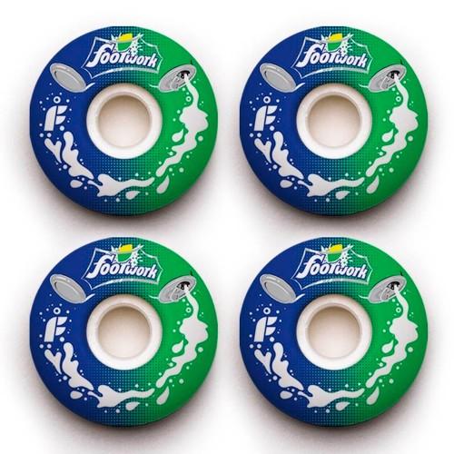 Колеса для скейта Footwork Green Can 51 mm 101A